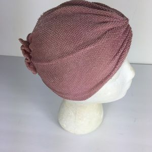 Vintage Pink Classic Head-wrap
